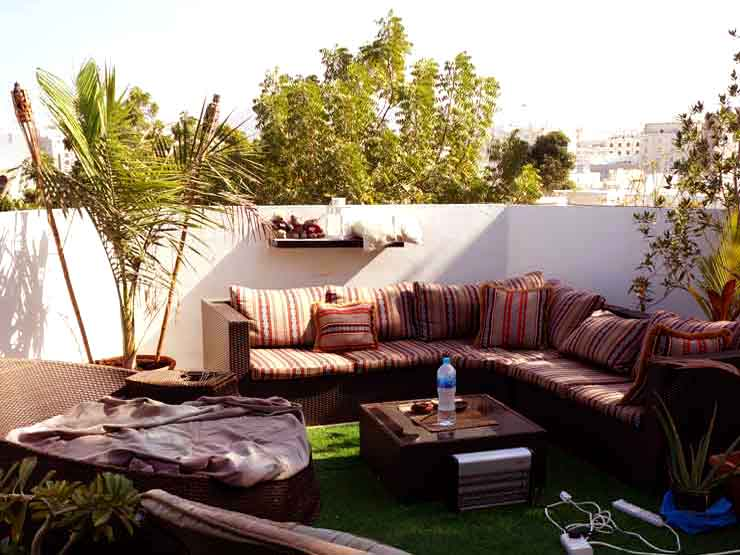 Aywa Guesthouse has a guesthouse in Muscat